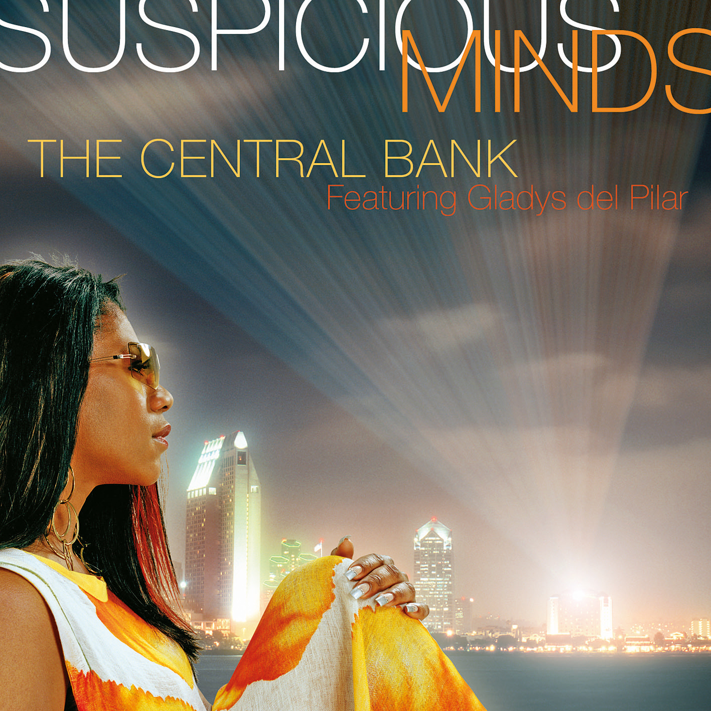 The Central Bank - Suspicious Minds Single MP3 Cover